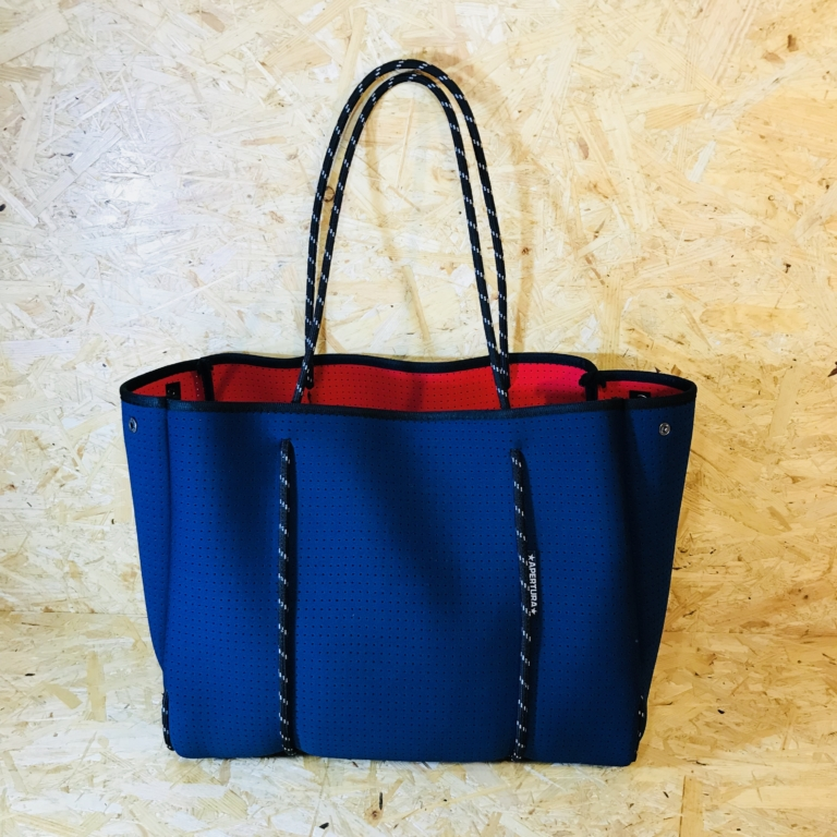 NeopreneToteBag-NAVY