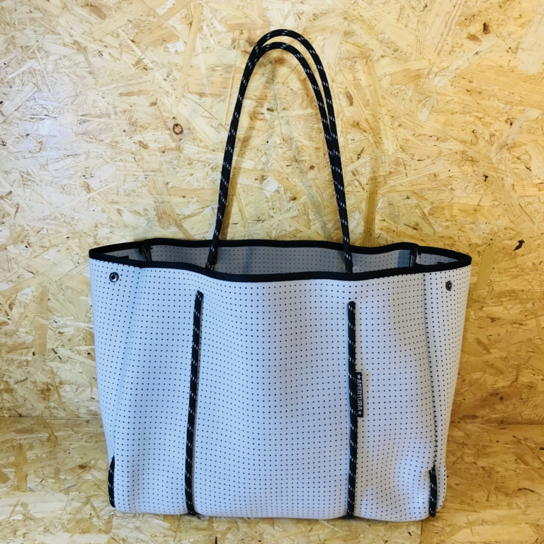 NeopreneToteBag-WHITE