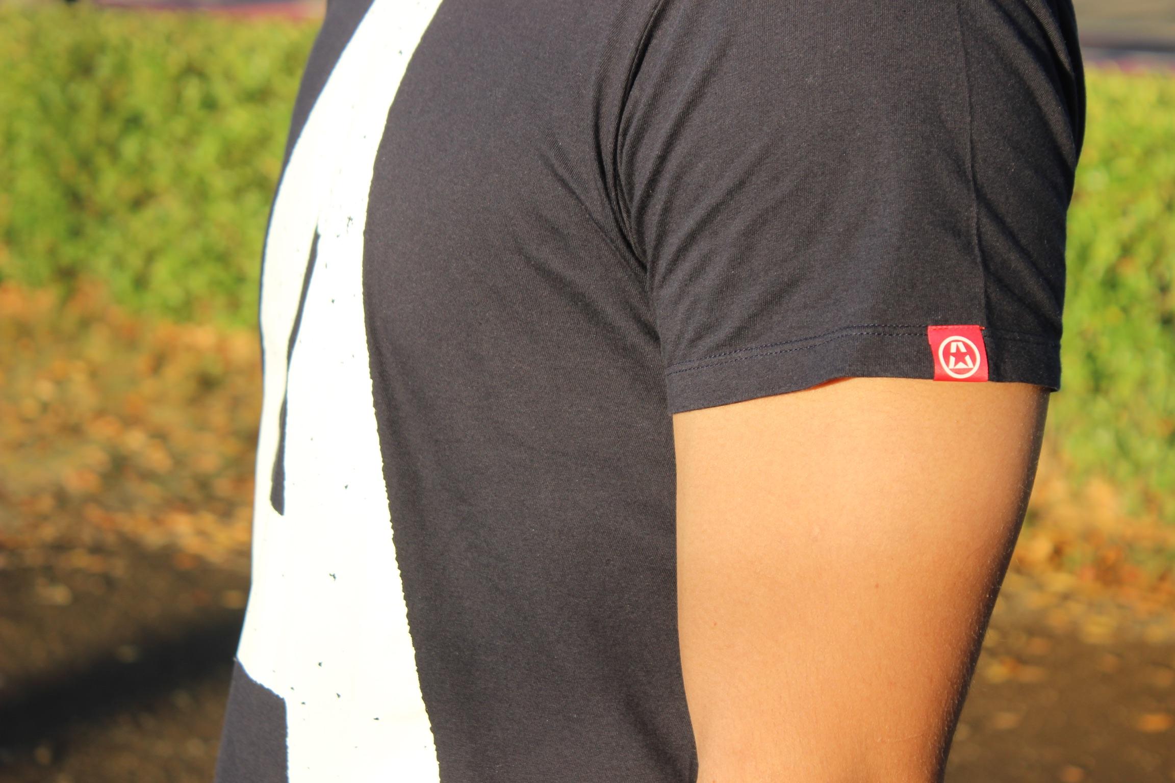 BigA T-Shirts Navy