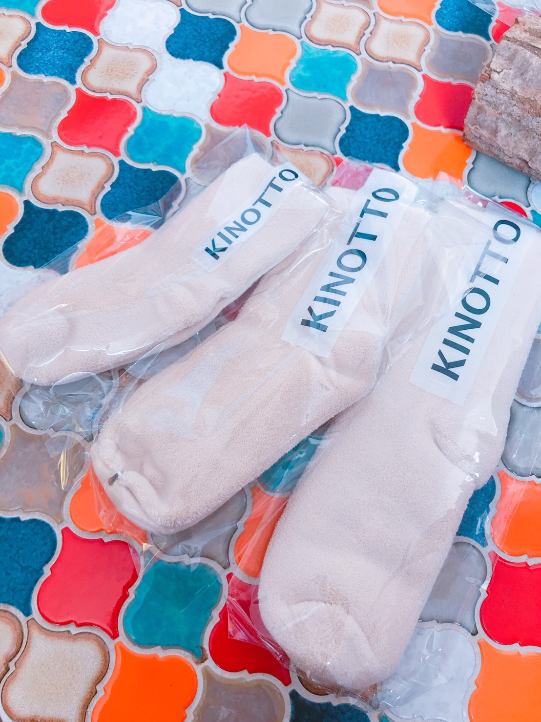 KINOTTO Reversible Socks (Women)